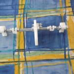 Frame Back Unit Assembly