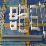Huxley Frame Parts