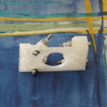 X Axis Carriage Upper Assembled