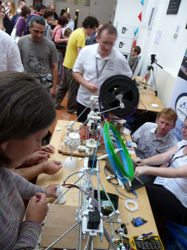 Brighton Maker Faire 2011 by dogsbodyorg, on Flickr