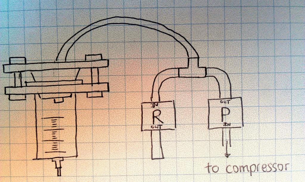 Frostruder Diagram