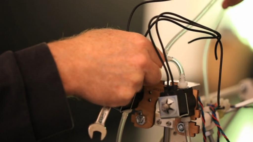 Solenoid valve hookup