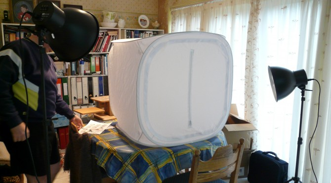 Photo Light Tent