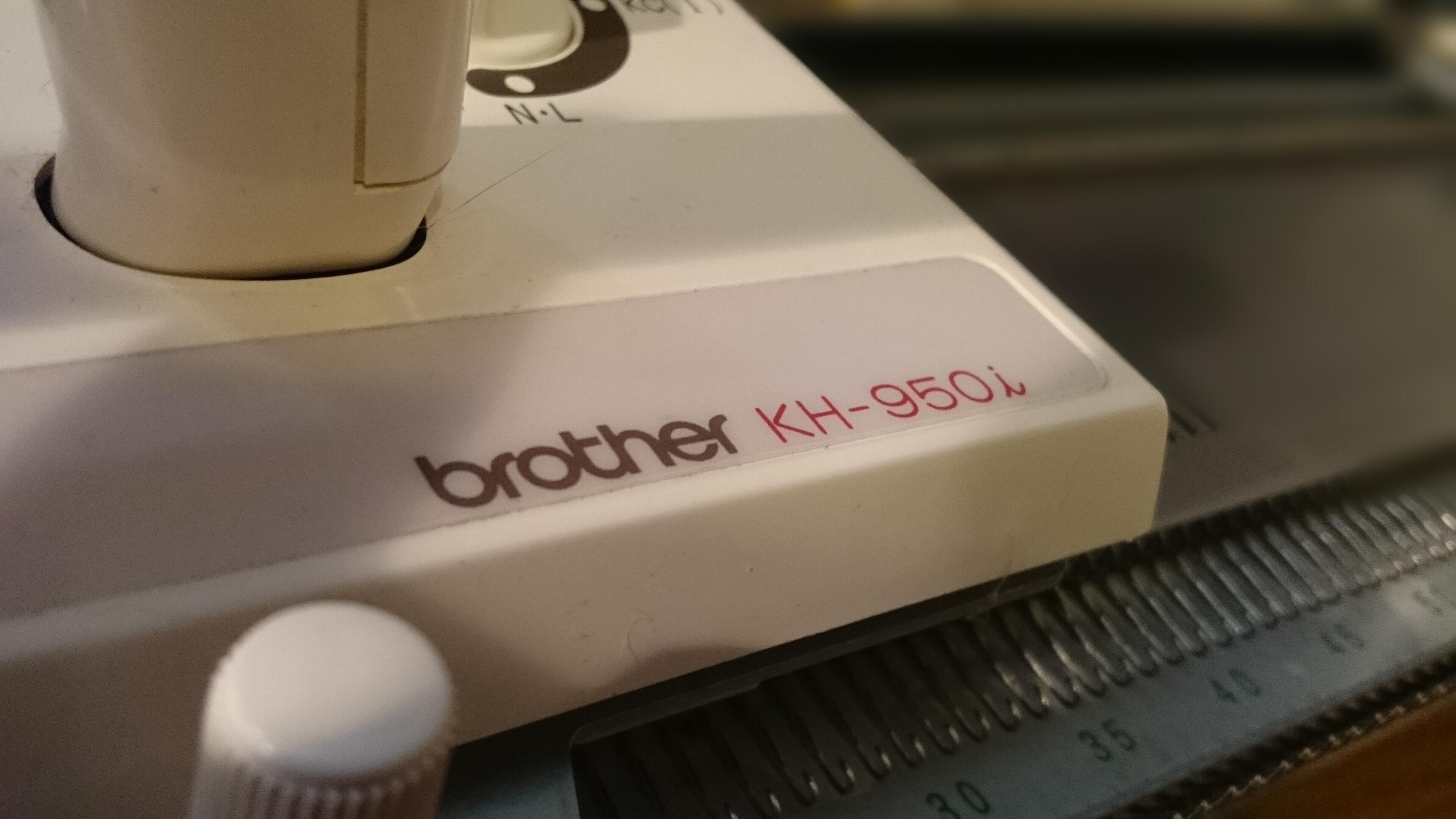 Brother KH-950i