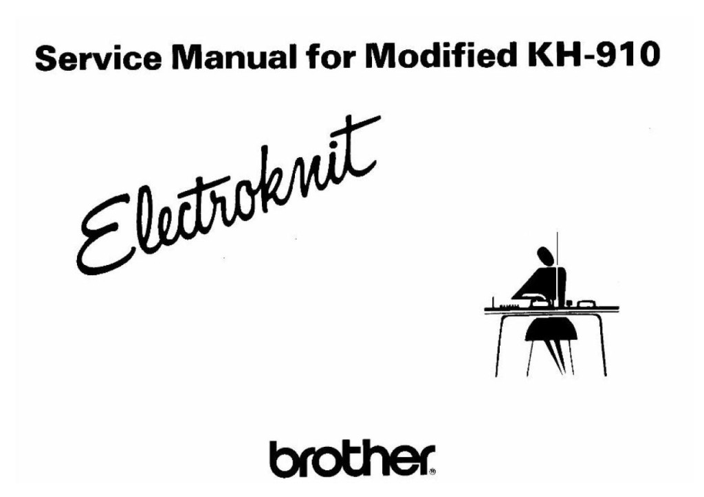 The KH 910 service manual is available online