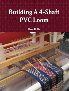 Building A 4-Shaft PVC Loom